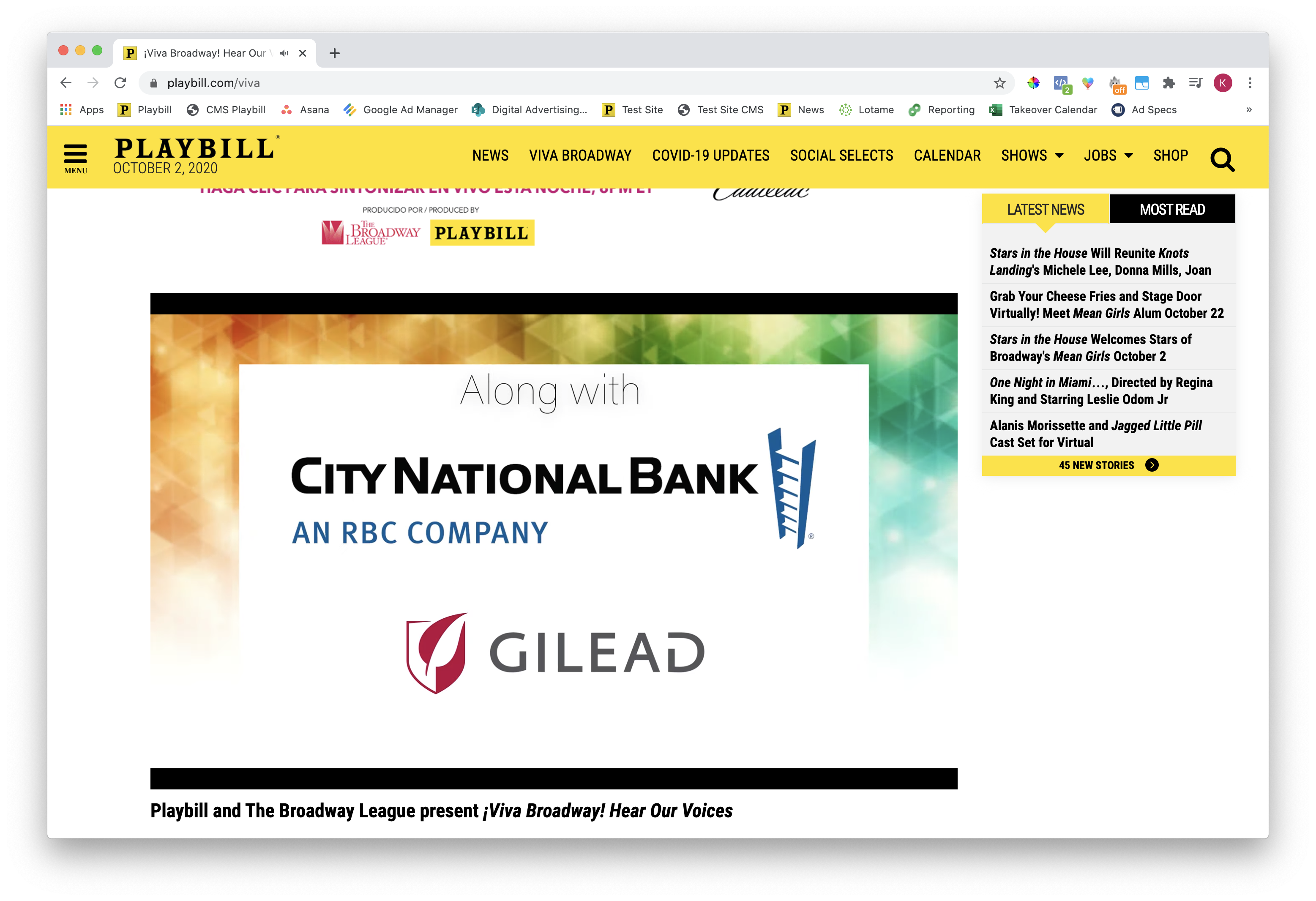 Gilead End Logo